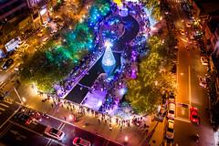 柳川 | 西區 | 台中 (IAN.space_) Tags: 台中 台中市 taichung drone dronphoto djimaciv2pro aeral aerialphotography aerial aerialphoto aeralphoto maciv2pro mavic2pro mavic maciv xmas djimacic2pro nightmarket night citinight dji 柳川 西區