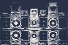 Kine Exakta's (Mr.Balvenie) Tags: ihageedresden ihagee dresden exakta varex iia kine ostalgie nostalgie vintage analog film ddr kamera fotografieren collection hobby sammeln vorkriegs vorkriegsexakta exaktavarex 35mm kleinbild