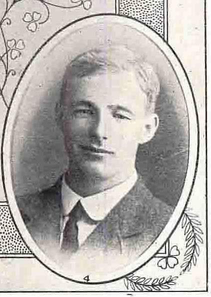 Chichester Crookshank, Arthur 1907