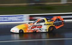 Funnycar_3960 (Fast an' Bulbous) Tags: funnycar drag race car strip track fast speed power acceleration nikon outdoor automobile