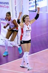 BANCA VALSABBINA MILLENUIM BRESCIA - BOSCA SAN BERNARDO CUNEO (Legavolleyfemminile) Tags: pallavolo volleyball volley campionato femminile brescia cuneo 2018 2019 montichiari italy