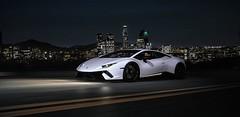 GTAV Huracan Performante (KrytonYT) Tags: gtav gta5 automotive lamborghini huracan performante night city skyline gaming racing