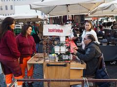 Bracelets (Paramedix) Tags: rome roma rom italy italien people street candid