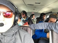 Flightseeing (ExpeditionTrips) Tags: brandye lindblad cruise alaska national geographic sea bird southeast inside passage tracy arm fjord expeditiontrips adventure travel