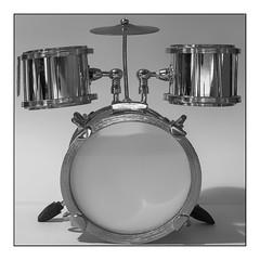 Tiny Drums (Timothy Valentine) Tags: 2018 blackandwhite macromonday 1118 centersquarebw home eastbridgewater massachusetts unitedstates us