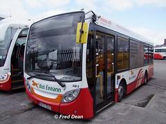 Bus Eireann AM9 (09D3520). (Fred Dean Jnr) Tags: dublin april2010 buseireann broadstonedepotdublin broadstone buseireannbroadstonedepot am9 09d3520