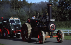 Traction engine (Pentakrom) Tags: oldwarden steam traction engine burrell patent