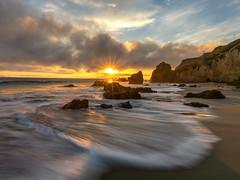 El Matador State Beach (Eric Zumstein) Tags: elmatador beach sunset ocean sea shore sky clouds