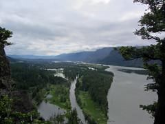 stunning (Bolt of Blue) Tags: beaconrock beaconrockstatepark columbiariver columbiarivergorge washington river