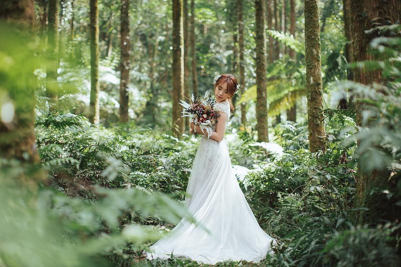 婚紗造型 郭咨姮 新娘秘書@JM自助婚紗