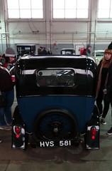 1932 Austin 7 RN Saloon (RoyCCCCC) Tags: bicesterheritage austin austin7