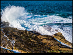 180509-0958-MAVICP-HDR.JPG (hopeless128) Tags: australia wave clovelly sea sydney waves 2018 rocks newsouthwales au
