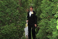 """The Bride and Groom • <a style=""""font-size:0.8em;"""" href=""""http://www.flickr.com/photos/109120354@N07/46104950371/"""" target=""""_blank"""">View on Flickr</a>"""