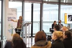 Emma MACLENNAN, EASST, Director General (International Transport Forum) Tags: itf safercitystreets4thmeeting oecd roadsafety cycling 2018 polis