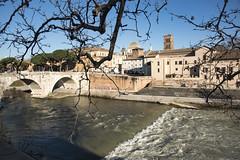 Il Tevere... (Renato Pizzutti) Tags: lazio roma iltevere fiume pontidiroma panoramadiroma nikond750 renatopizzutti
