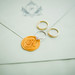 Another ring shot on invitation seal
