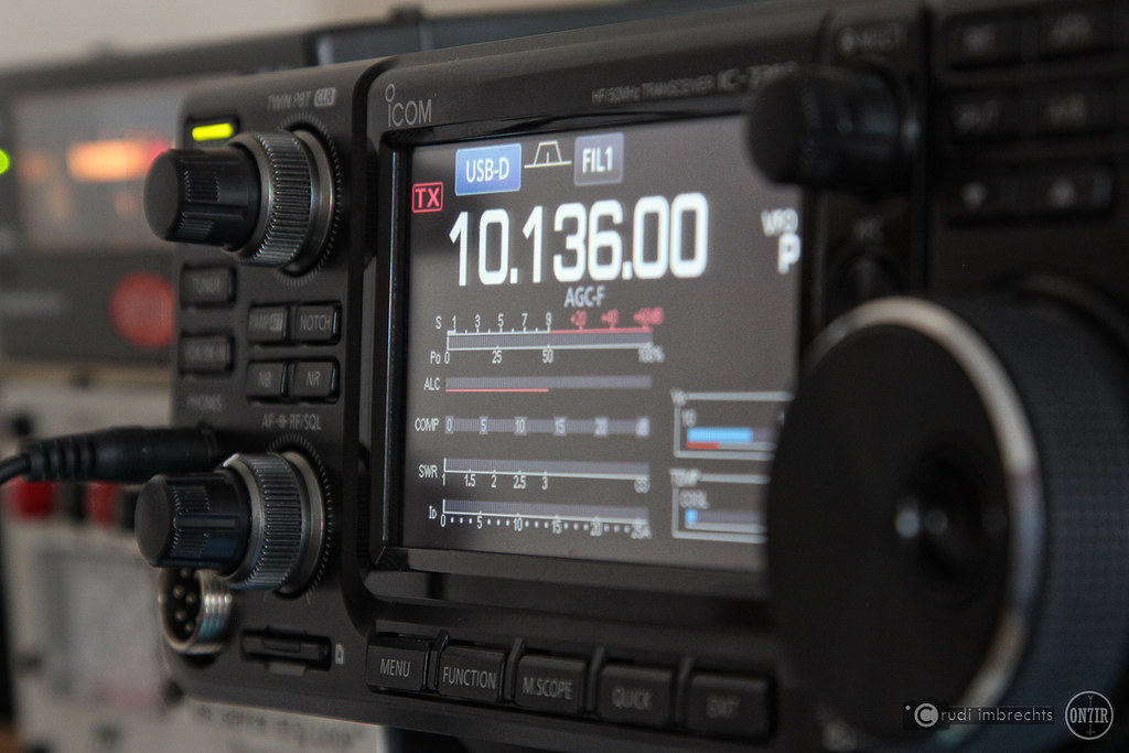 The World's Best Photos of hamradio and icom - Flickr Hive Mind