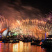 New Year's Fireworks in Sydney Harbour