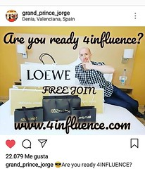 🔔🔊Special Thanks to our President and CEO The H. R. & I. H. The Grand Prince Jorge for making this possible 🎊‍♂️ @grand_prince_jorge #4influence #influencer #influencers #princejorge #grandprincejorge #loewe #gucci #versace #mosc (4influence) Tags: 4influence influence influencer influencers realfollowers buyfollowers cheapfollowers invest investment money business marketing marketingagency onlinemarketing socialmediamarketing smm smma seo followers