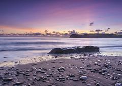 Kinard sunset (irishman67) Tags: kerry cokerry kinardbeach kinard beach atlanticocean wildatlanticway ireland sunset seascape seaside rocks