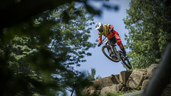 _HUN2716 (phunkt.com™) Tags: msa mont sainte anne dh downhill down hill 2018 world cup race phunkt phunktcom keith valentine