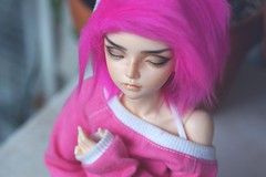 [009/365] Berwyn (Ise-Bandit) Tags: abjd bjd asian ball joint doll dollfie resin fairyland fl minifee mnf mirwen berwyn