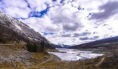 Medicine Lake (Rockin' Daddy) Tags: canada canadianrockies rockymountains rockies medicinelake alberta jasper jaspernationalpark beautiful awe lake water mountains