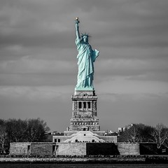 LadyLiberty2 (wes_f_hunt) Tags: new york lady liberty statue island travel monument nyc city harbour