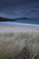 Blowin' in the wind (mvj photography) Tags: scotland ecosse isleofharris outerhebrides sable sand dunes beach plage mer sea seascape seashore grass herbe colline hill horgabost breathtakinglandscapes