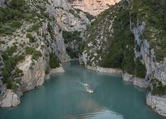 [Stop 13] St. Croix v2 (ponzoñosa) Tags: verdon france st croix lac lago gorge garganta canyon summer verde