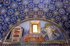 Mausoleo di Galla Placidia (Péter_kekora.blogspot.com) Tags: italy travel 2018 bologna ravenna march nikon d7100