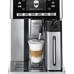 Delonghi ESAM6900 Prima Donna Exclusive Fully Automatic Espresso Maker with Lattecrema System, Stainless Steel For Sale thumbnail