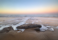 """ EMBRACE "" (Wiffsmiff23) Tags: heritagecoastlinesouthwales glamorganheritagecoastline southwales nashpoint embrace tide sea beach"