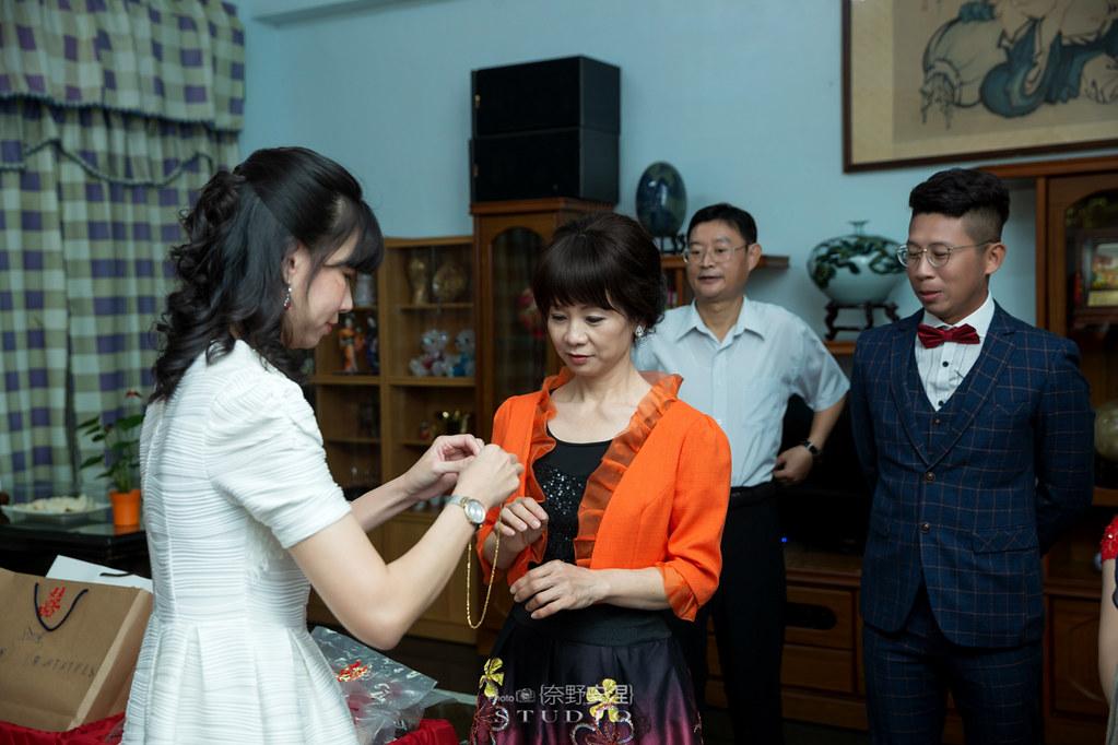 雲林婚攝 文定單儀式39