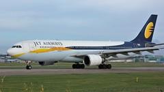 VT-JWV (AnDyMHoLdEn) Tags: jetairways a330 egcc airport manchester manchesterairport 23l
