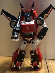 Upgraded Transformers Masterpiece Road Rage Figure (skott00) Tags: takara actionfigures toys roadrage masterpiece transformers