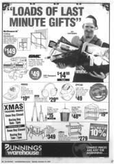 Bunnings - Xmas (RS 1990) Tags: newspaper microfilm australia southaustralia theadvertiser australian adelaide bunnings 2005