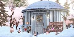 N326 Winter Observatory (Tiffany's Blended Beauty Blog) Tags: acorn arcade boardwalk circa echo uber hive hpmd minimal