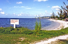 Nude Beach at In Montego Bay (HarveNYC) Tags: jamaica 1992