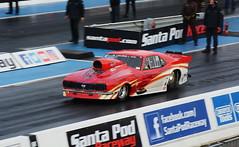 Camaro_3898 (Fast an' Bulbous) Tags: drag race car vehicle automobile fast speed power acceleration motorsport santa pod outdoor nikon d7100 gimp racecar track strip doorslammer