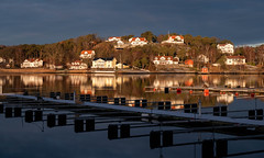 A January morning in Stenungsund Harbor (Thor Thorsson 1) Tags: stenungsund stenungsundharbor harbor lowsun sunshine january morning