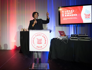 Mayor Bowser Delivers Remarks at Local First Awards