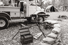 Waxahachie WWII Weekend 2018 - The Camps (d-day buff) Tags: livinghistory reenactment wwiihistory wwiiweekend waxahachie waxahachiewwiiweekend