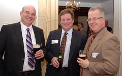 Brian Boyce, Liam Hegarty, and Ken Merriman