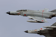 UP3A1146 (ken1_japan) Tags: 岐阜県各務原市 航空自衛隊岐阜基地 飛行開発実験団 ブルーインパルス t7 t4 f2 f4 f15 c1 kc767