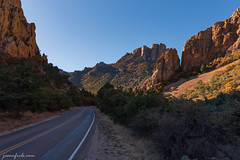 Big-Bend-Chisos-Basin-Road (Jason Frels) Tags: chisosbasin bigbend bigbendnationalpark mountains roadside texas texaslandscape