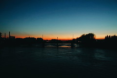 (gius_laino) Tags: acqua water explosion reflections europe river travel trip tramonto sky yellow city journey holidays tuscany sunset lungarno cielo pisa fiume shades clouds