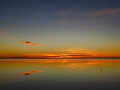 121618am (sunlight_hunt) Tags: sunlight sunrisesunset sunriseoverwater matagordabay texasgulfcoast texas texassunrisesunset texassky palacios