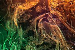 Fluids 2019 (Guy Goetzinger) Tags: goetzinger nikon d850 fluids liquids colorfull water oil mixture abstract abstrait farben bubbles art creative 2019 fantasy