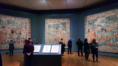 Valois tapestries 01 - Cleveland Museum of Art